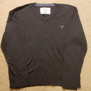 American Eagle Outfitters Men Sweater, Pre-owned